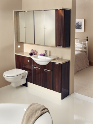 Fitted furniture your home for Walnut creek bathroom showroom